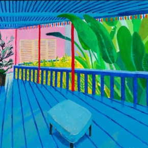 David Hockney: 60 Years of Work at Tate Britain | Changing Pages#Art