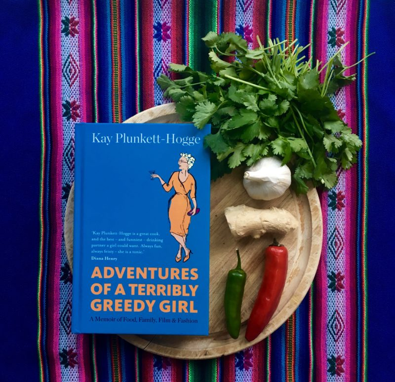 Book Review: Adventures Of A Terribly Greedy Girl By Kay Plunkett-Hogge | Changing Pages #Foodie #WomenWriters | BL | Black Lion Journal | Black Lion