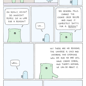 #6thDayFunnies: 'Reasons: Ernesto's Bad Day' | Poorly Drawn Lines
