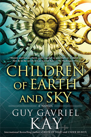 Book Review: Children of Earth And Sky By Guy Gavriel Kay | I've Read This | BL | Black Lion Journal | Black Lion
