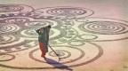 Craig Gascoigne: Byron Bay Sand Artist | Lynn B. Walsh #Photography #Art