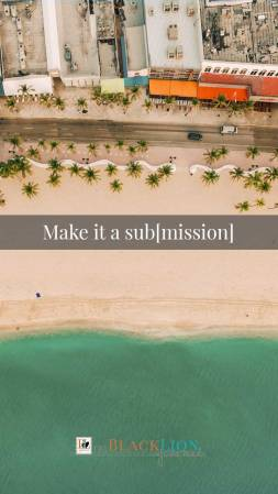 Make It A Submission | Update: The Wire's Dream Magazine 2nd Collection Submission Deadline | BL | Black Lion Journal | Black Lion