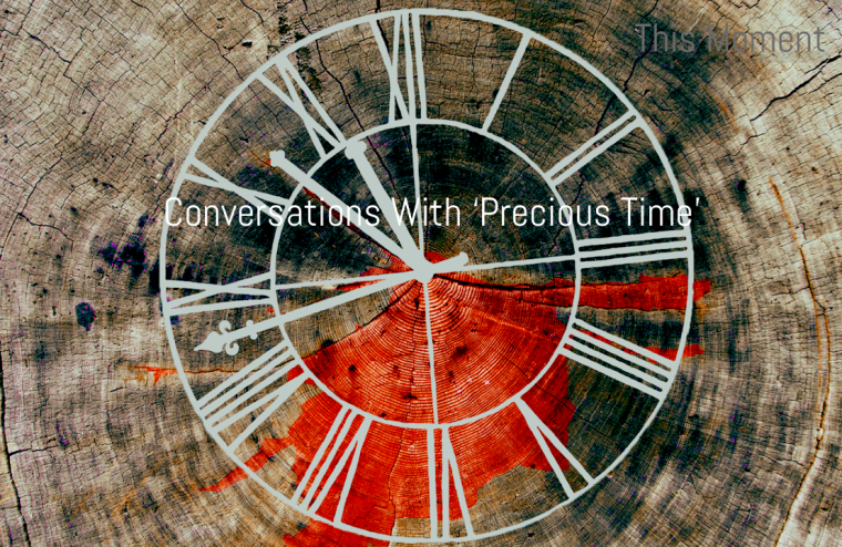 This Moment 'Precious Time' | Conversations With 'Precious Time': On Pen America's 'State Of Emergency' Series | This Moment | BL | Black Lion Journal | Black Lion