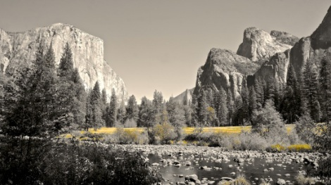 Homage To National Parks: Yosemite & Badlands | Lynn B. Walsh #Photography #Art | BL | Black Lion Journal | Black Lion