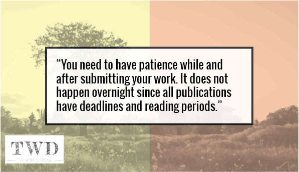 Article Title: Interview | Writer Naushena On Writing Styles & On Submitting Work To Journals | From: The Black Lion Journal | BL | Black Lion Journal | Black Lion