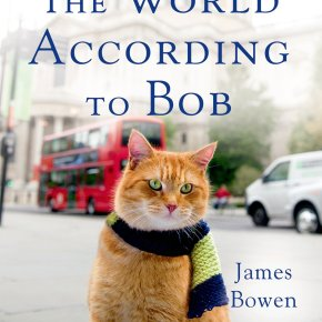 #BookReview: 'The World According to Bob' By James Bowen | I've Read This