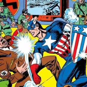 Politics in #Comics: Part 1 – A Brief History | Rachel McGill