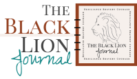 BL | Black Lion Journal | Black Lion