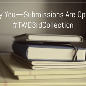 Hey You — Submissions Are Open! | TWD Magazine 3rd Collection