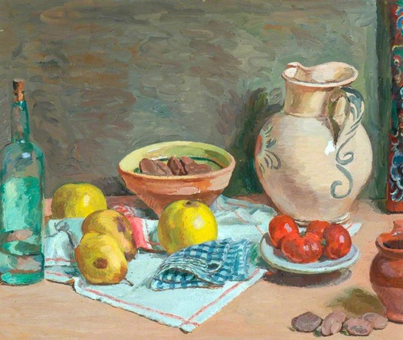 Bell, Vanessa, 1879-1961; Still Life | The Artwork Of Vanessa Bell, Sister To Virginia Woolf | Changing Pages | BL | Black Lion Journal | Black Lion
