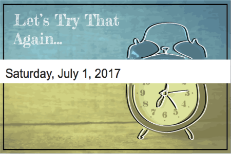 Image of a clock counting down the release of The Wire's Dream Magazine | Article title: LET'S TRY THAT AGAIN... Heads Up! Upcoming Post: The Wire's Dream 2nd Collection Full Release For This July 1st, 2017 | For: BL | Black Lion Journal | Black Lion