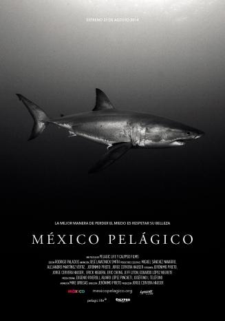 México Pelágico 2014 film poster