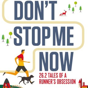 #BookReview: 'Don't Stop Me Now: 26.2 Tales Of A Runner's Obsession' By Vassos Alexander | ChangingPages
