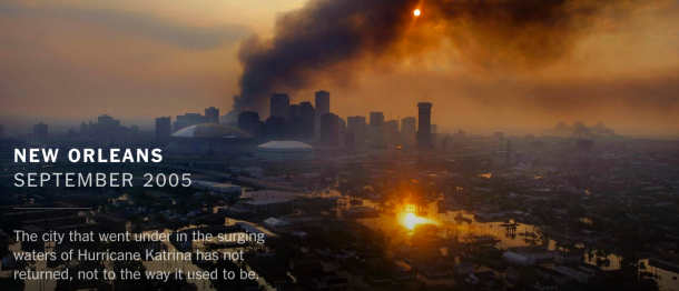 Memory, Poetry, and Place: Recounting Hurricane Katrina With Interview Poetry From 'When The Water Came: Evacuees Of Hurricane Katrina' By Cynthia Hogue, Photography By Rebecca Ross | BL | Black Lion Journal | Black Lion