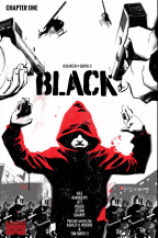 #ComicReview: 'Black #1' By Kwanza Osajyefo & Tim Smith 3 | Rachel McGill