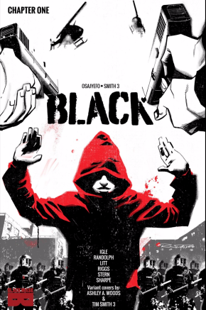 #ComicReview: 'Black #1' By Kwanza Osajyefo & Tim Smith 3 | RachelMcGill