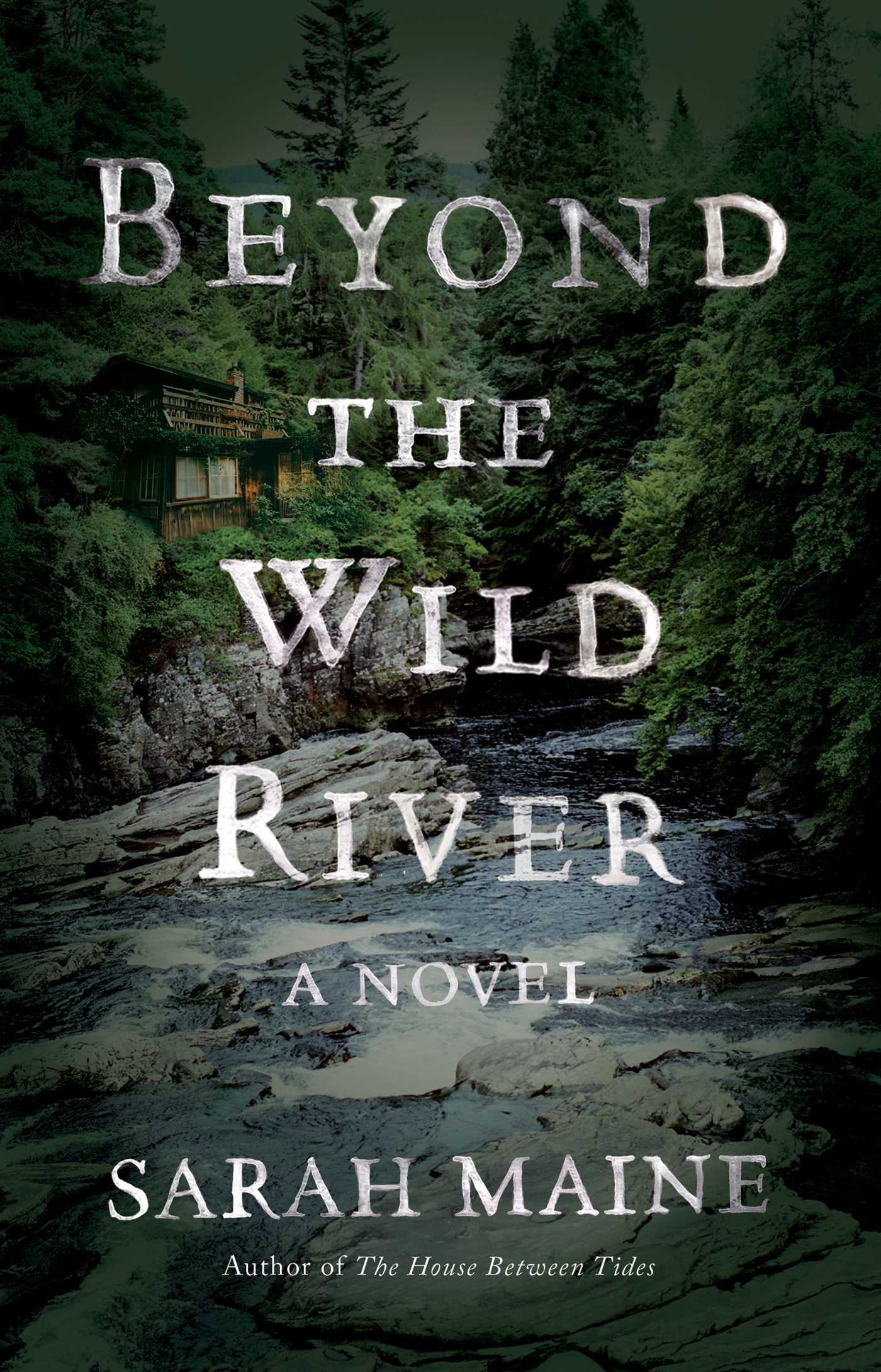Beyond The Wild River By Sarah Maine | I've Read This | BL | Black Lion Journal | Black Lion