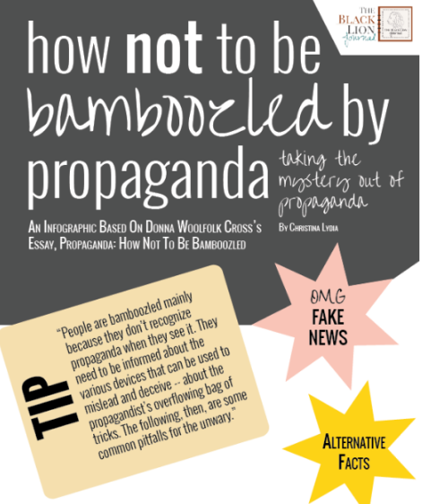 Learning To Read And Write Essay How Not To Be Bamboozled By Propaganda A Free Infographic Based On The  Essay By Donna Woolfolk Cross  Share The Love Download Your Own  The  Black  Topic For Essay Writing For School also Maria Full Of Grace Essay How Not To Be Bamboozled By Propaganda A Free Infographic Based  Socrates Essay