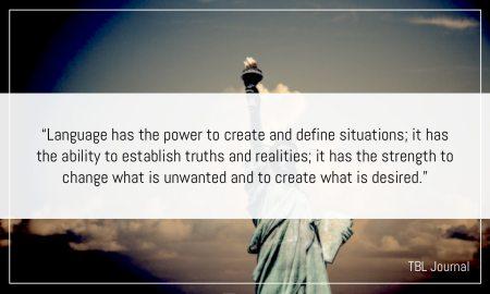 Language & It's Power // #Image #Photos