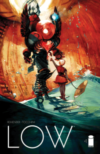 Image Comics's 'Low' By Greg Tocchini & Rick Remender Is A Surreal Future Masterpiece // Rachel McGill // Black Lion Journal