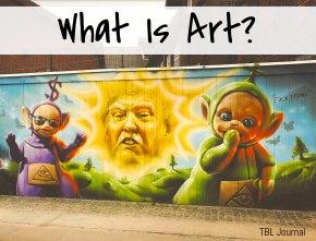 Art Intervention, Politics At It's Highlight — 'The Illuminator' Is An Art-Activist Collective Making A Strong Case For Public Art & PoliticalVoice