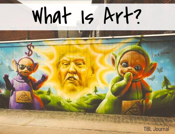 Art Intervention, Politics At It's Highlight — The Illuminator Is An Art-Activist Collective Making A Strong Case For Public Art & Political Voice | President and Teletubbies Street Art | BL | Black Lion Journal | Black Lion