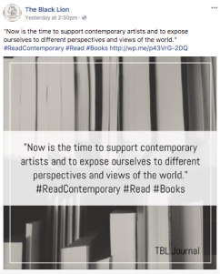 Reading contemporary