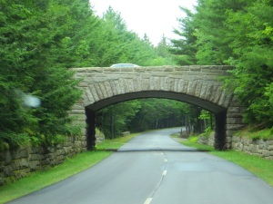 Traveling to Acadia National Park