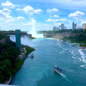 Traveler & RVer J.L. Wright Takes Us To Niagara Falls, Centennial Lilac Garden, & FloralClock