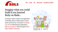 Ruby On Rails Website
