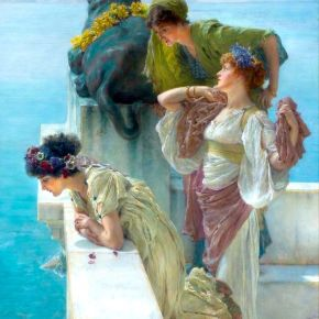 Artistic Lens: The Alma-Tadema Exhibition At Leighton House Museum » ChangingPages