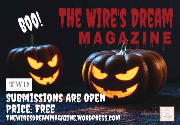 The Wire's Dream Magazine Halloween   Black Lion Journal