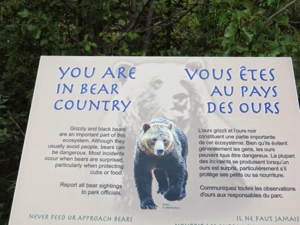 Canadian park
