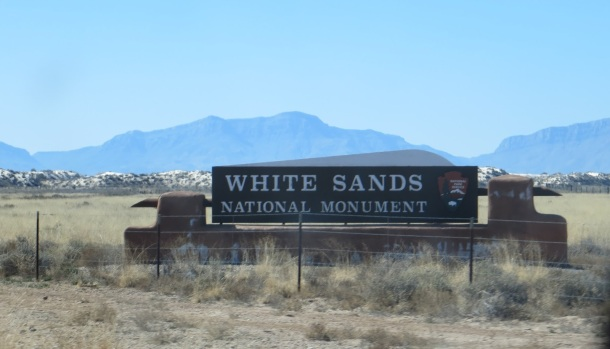 White Sands Missile Range New Mexico