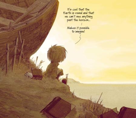 'Little Pierrot, Volume 1: Get the Moon' By Alberto Varanda