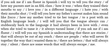 Excerpt © Melissa Lozada-Oliva