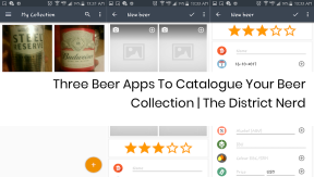 Three Beer Apps To Catalogue Your Beer Collection | The District Nerd