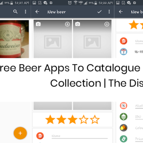 Three Beer Apps To Catalogue Your Beer Collection | The DistrictNerd