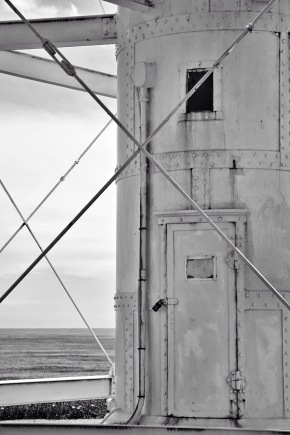 King Island's Currie Lighthouse | Lynn B.Walsh