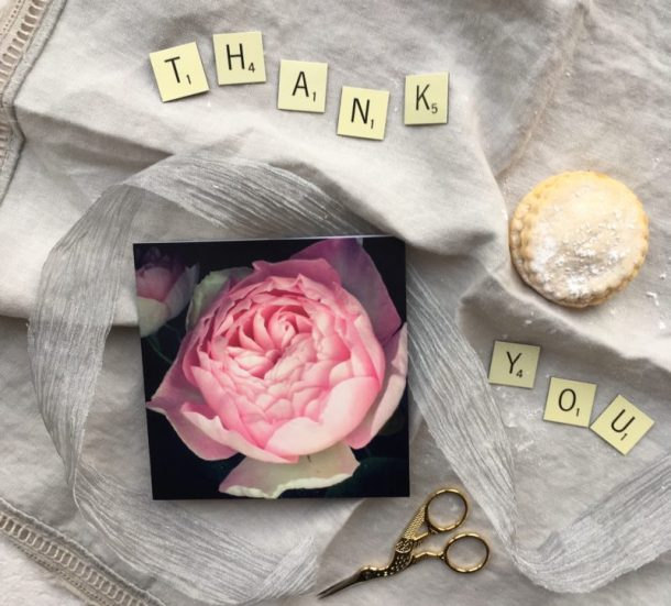 Why Thank You Letters Still Matter | Changing Pages