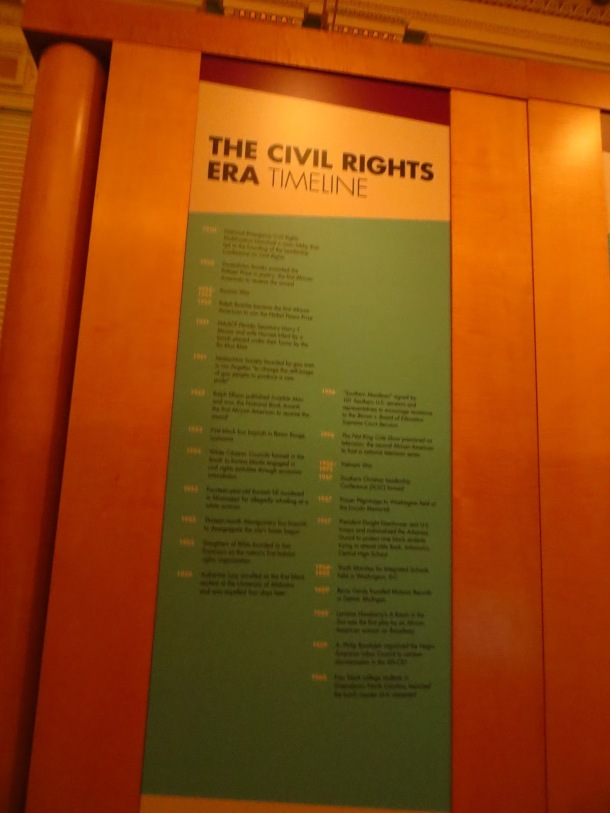Civil Rights Era Timeline
