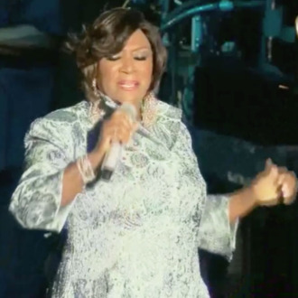 Patti Labelle Sings at Aretha Franklin Memorial Concert | Photo: TMZ